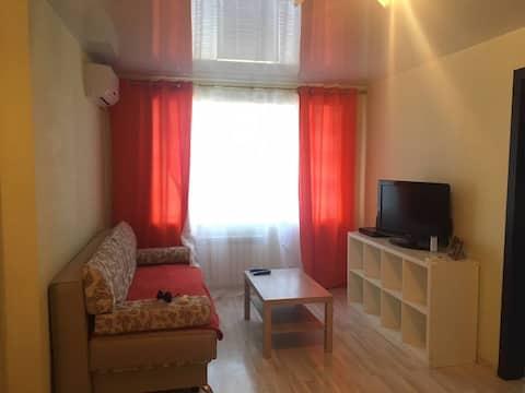 Cozy apartment in Volgograd