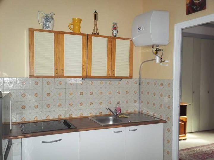 Appartement centre ville Saint Valery en Caux