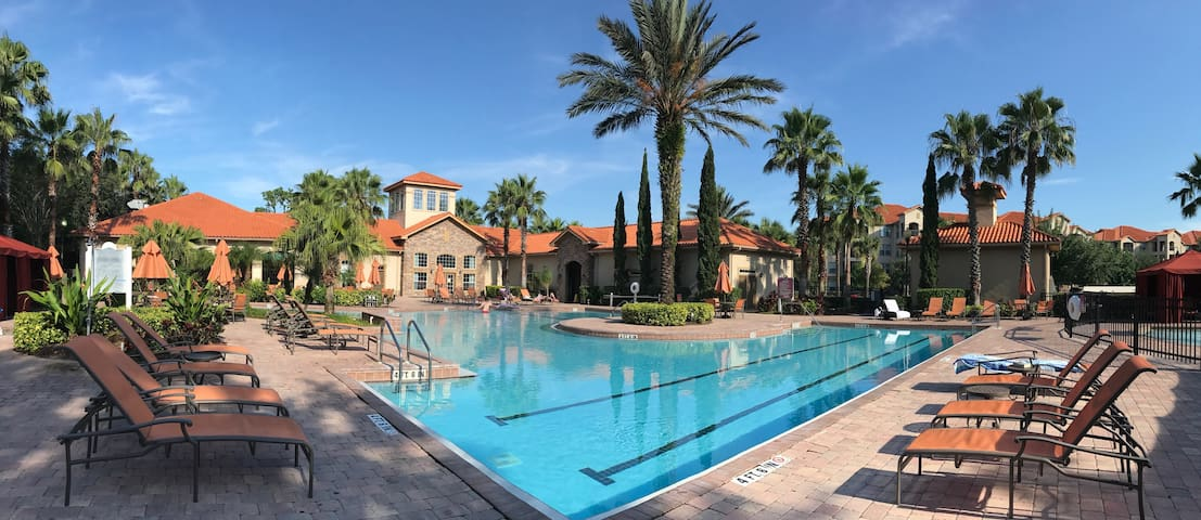 Tuscana Resort in Champions Gate, Orlando