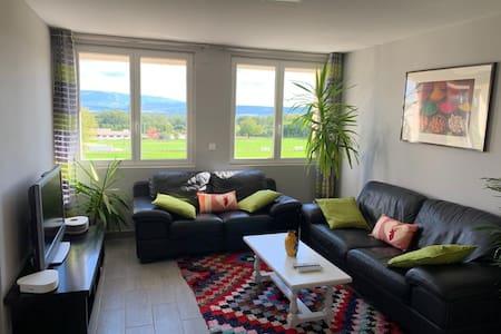 Magnifique Maison à 2 pas de Geneve/Station Ski