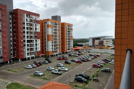 Apartamento Parque dos Pássaros Calhau COM WI-FI