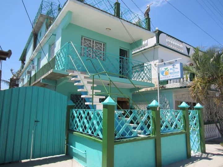 Hostal El Mirador Casa 1: Alojamiento familiar
