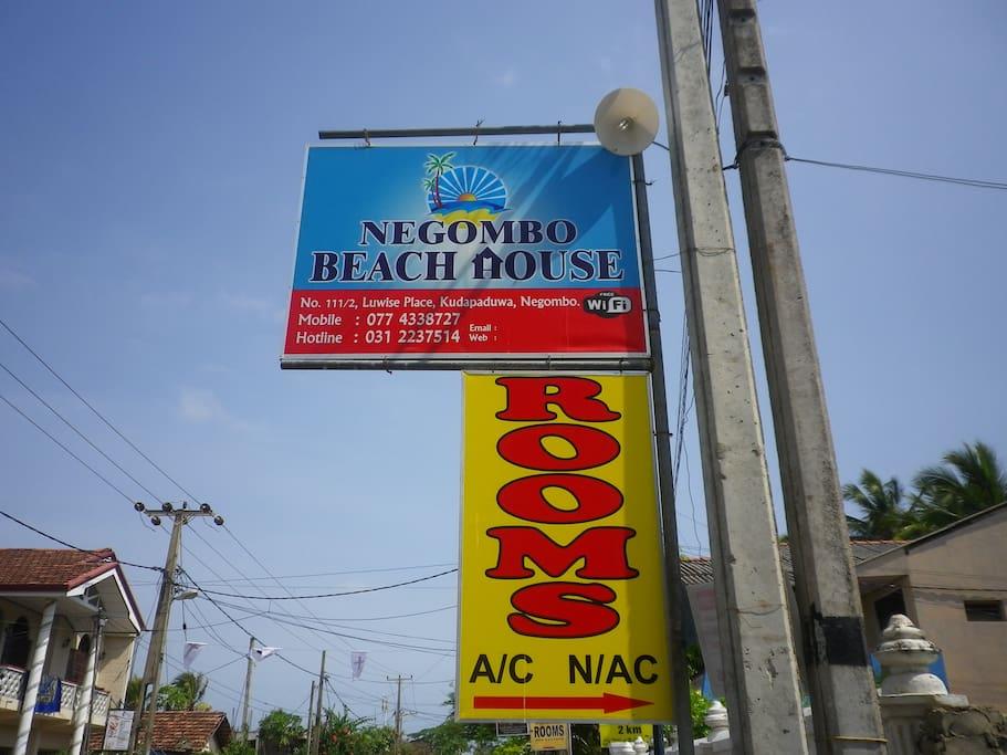 Negombo Beach House