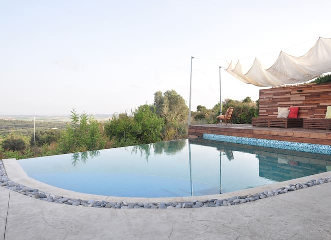 Luxurious Villa in nature - Zihron Ya'akov - Villa