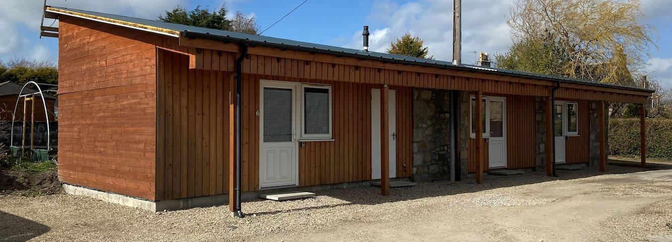 Ivy cottage serviced accommodation-Annex