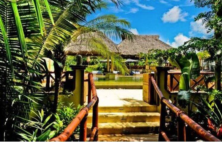 Haixa, Luxury Jungle condo Sayulita/Punta Mita