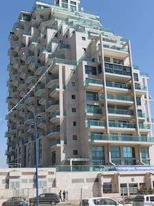 The Best Sea View Flat for the Best Travelers - Ashkelon - Apartament