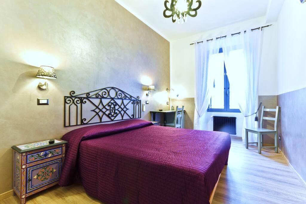 Camera doppia stazione termini roma appartamenti in for Camera roma