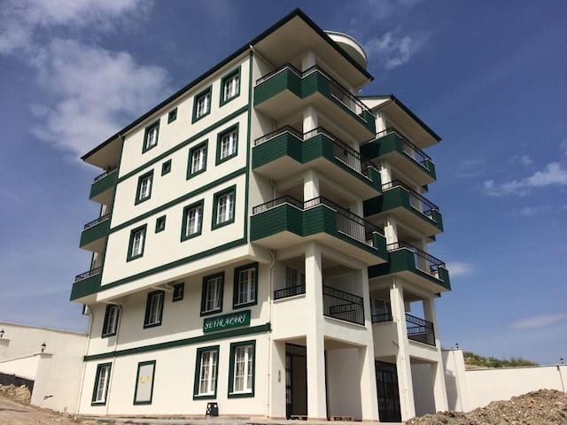 Priivate Flats in Nature in Bolu