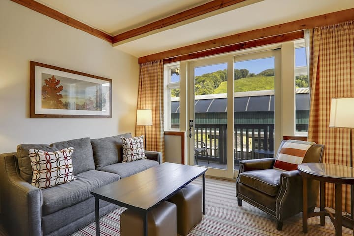 Stowe Mountain Lodge Ridgeline Studio - complimentary Valet parking