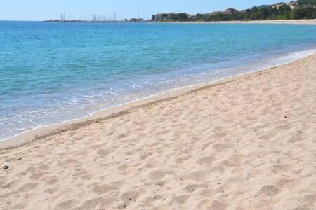 T2 neuf, vue mer panoramique,proximité des plages - Sari-Solenzara