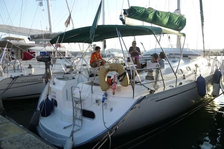 Filmfestspiele in Cannes auf 16m Yacht - Cannes