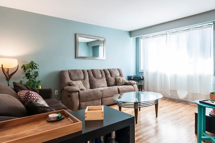 Renovated 3 Bedroom House - Longueuil