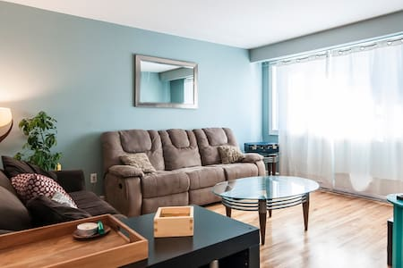 Renovated 3 Bedroom House - Longueuil - Daire