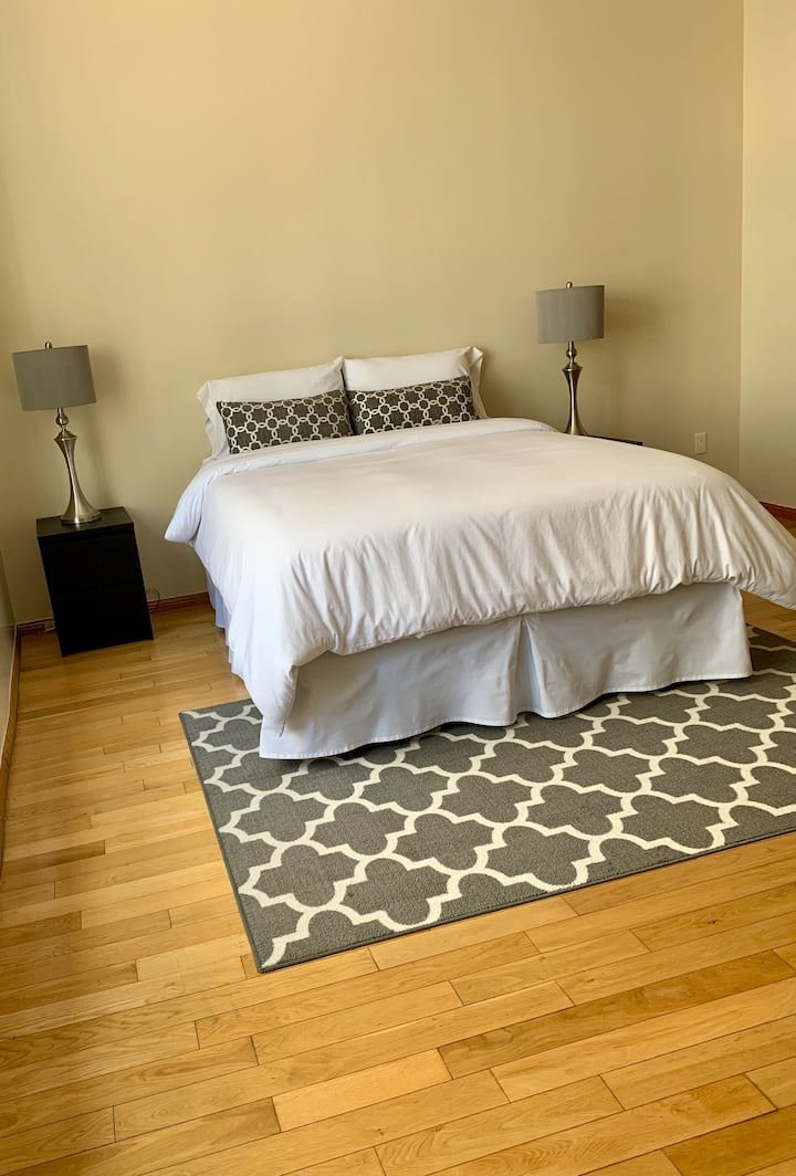 Spacious Master Bedroom in Downtown LA