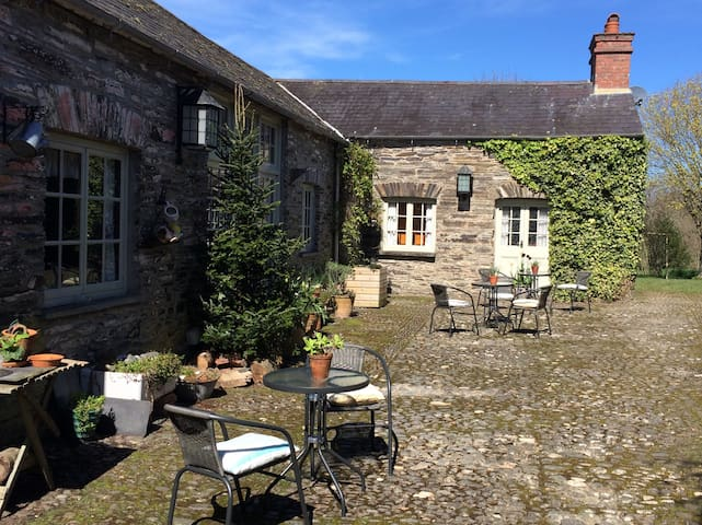 Plas-Trefrogan, Stables Cottage - Ceredigion