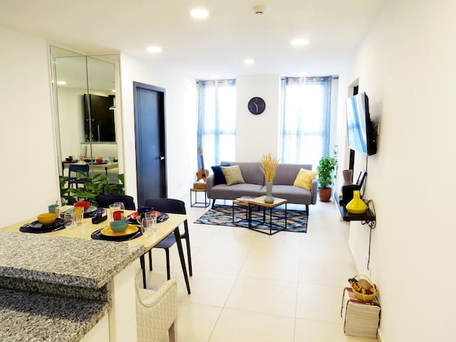 50% off-Entire Apt en San Benito-4min from CIFCO