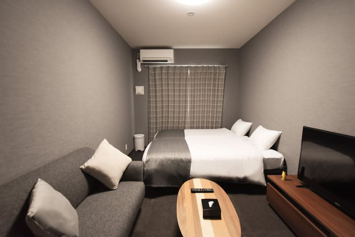 Randor Residence Kyoto Classic Deluxe Twin Room