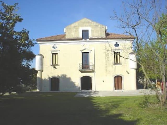 casa vacanza villa Palmieri - Capaccio-paestum - Villa