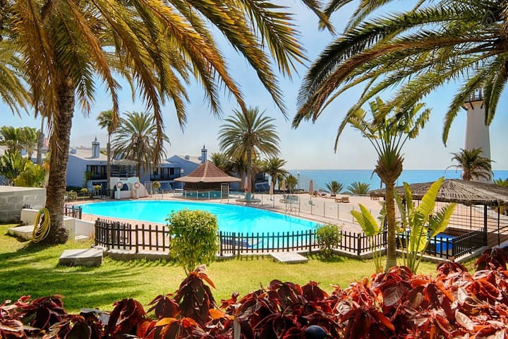Apartment - bungalow beachfront - San Bartolomé de Tirajana - Byt