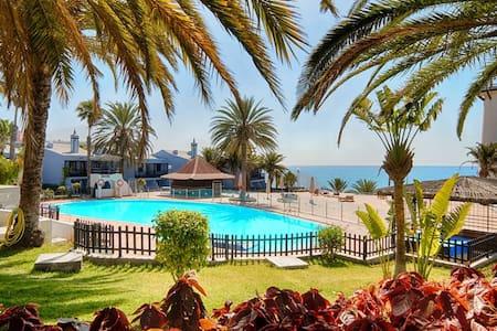 Apartment - bungalow beachfront - San Bartolomé de Tirajana - Wohnung