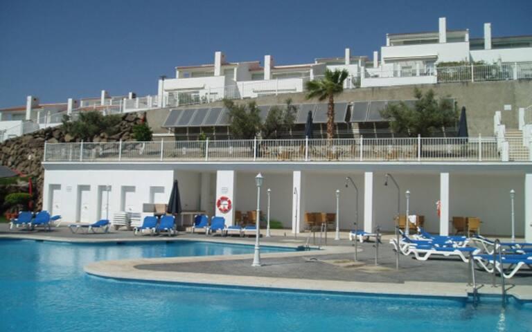 Luxury in the mountains near Malaga - Algarrobo - Villa