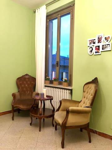 Cute bedroom, Piacenza