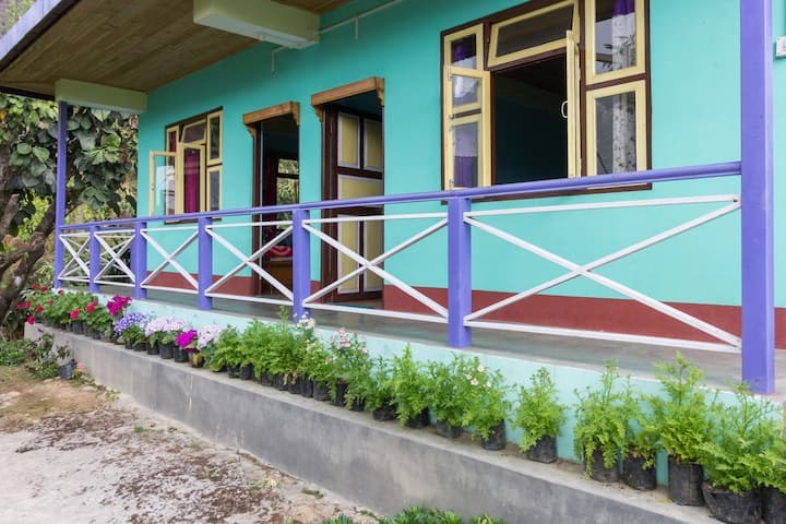 Rodhi Homestay Room Number 1