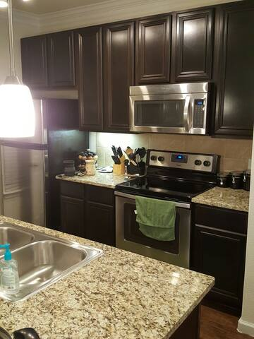 Upscale apt near The Woodlands - Magnolia