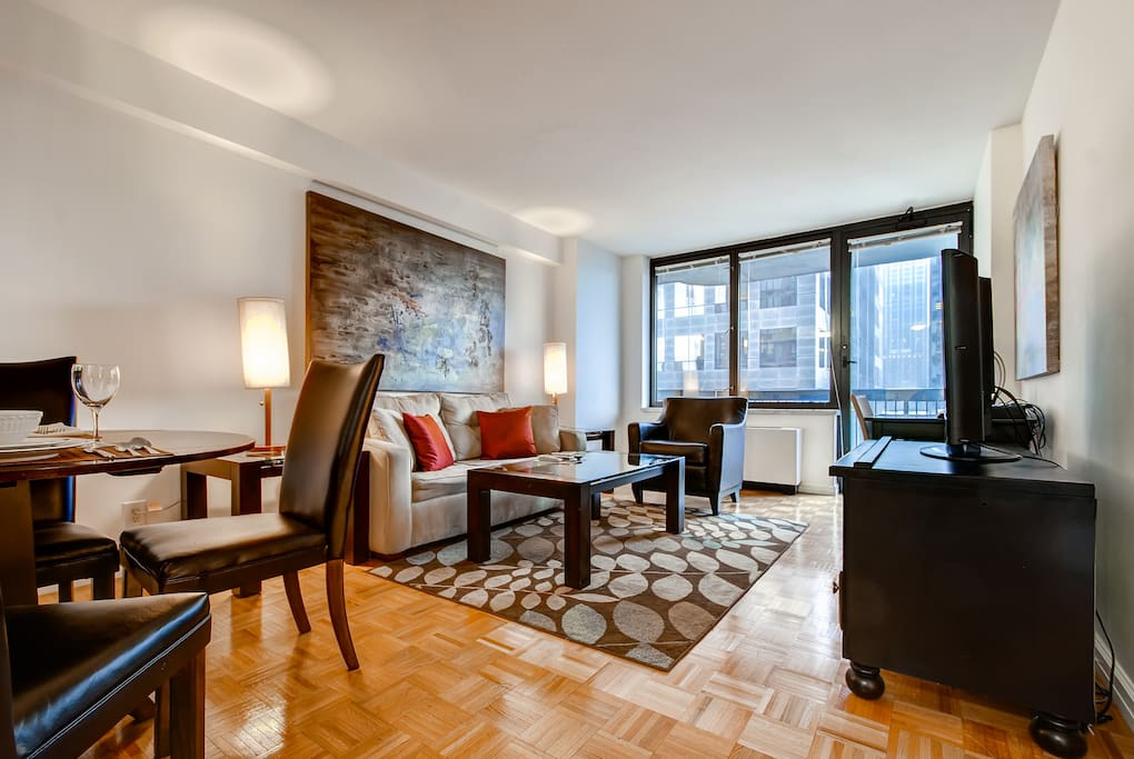 Nyc midtown west luxury 1 br apt appartamenti in for Appartamenti affitto nyc