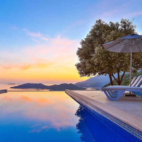 Sunset Butik Aparts-Two bedroom sea view