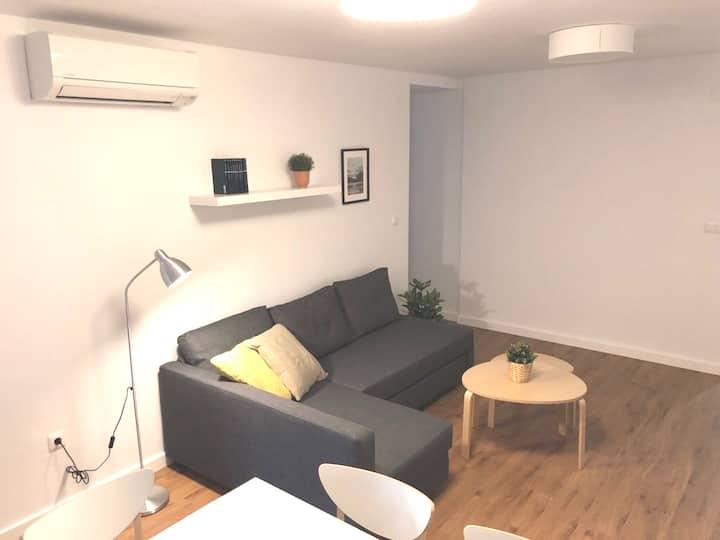 Piso Céntrico reformado / Apartment in the center