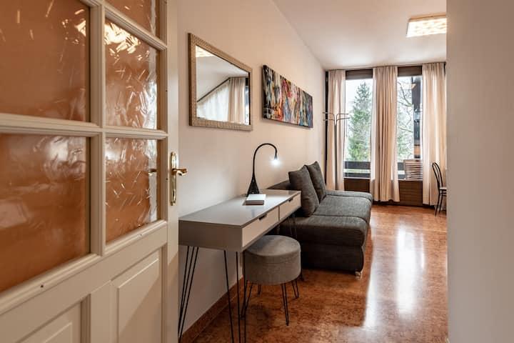 Garden HouseTerrace -Apartment. 3 Bedroom