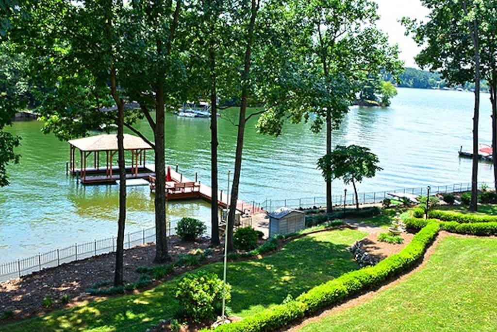 Wonderful Lake View