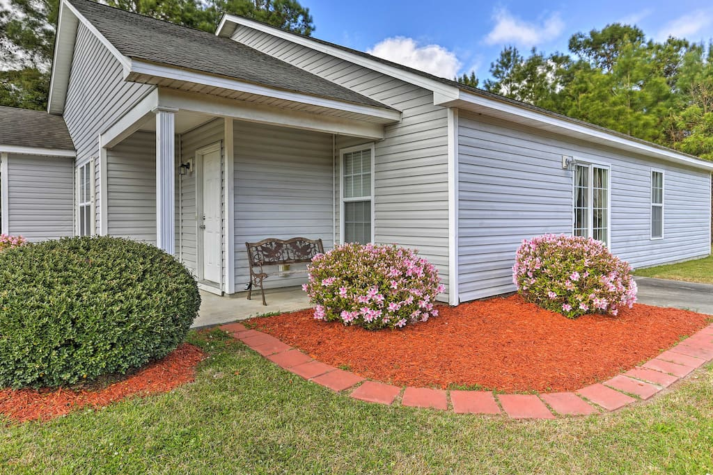 This southeast gem is just minutes from Wrightsville Beach!