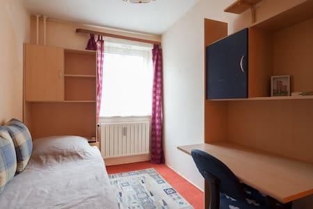 Gemütliches Zimmer - 뮌헨(Munich) - 아파트