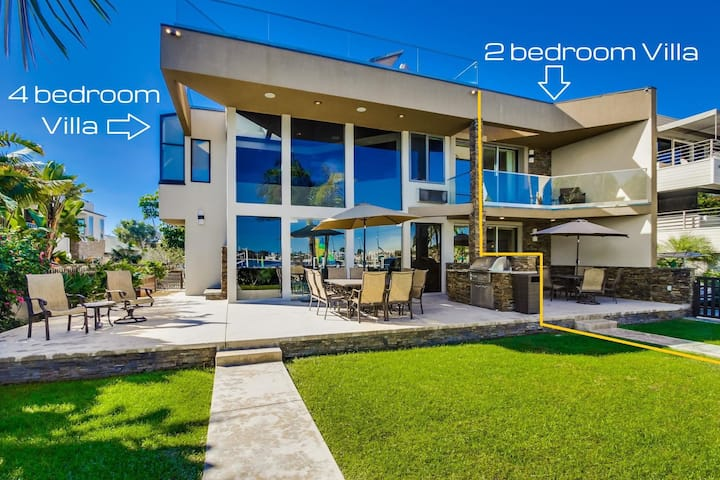 Villa on the Bay - 2 Bedroom