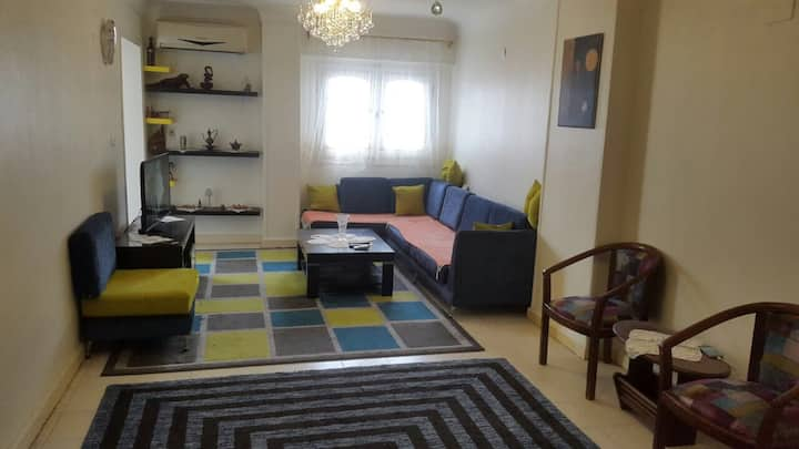 Cozy apartment in heart of maadi suburb