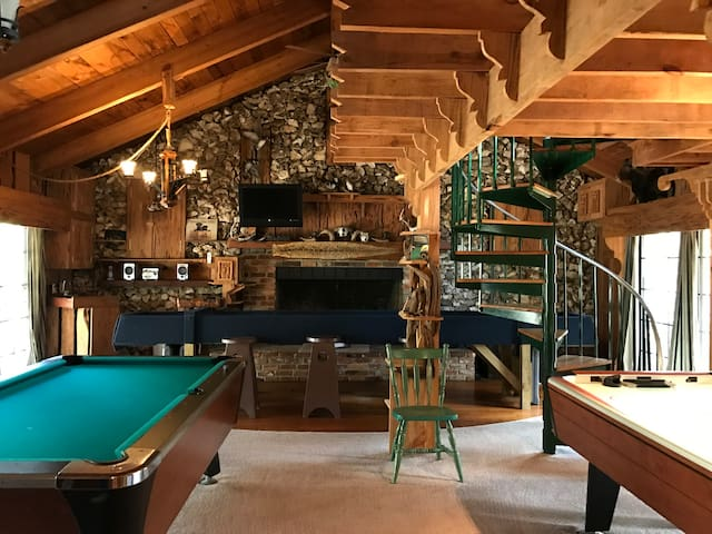 Salt Springs Lodge