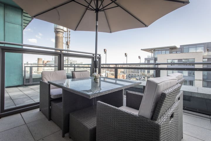 The 3 Bed Smithfield Penthouse