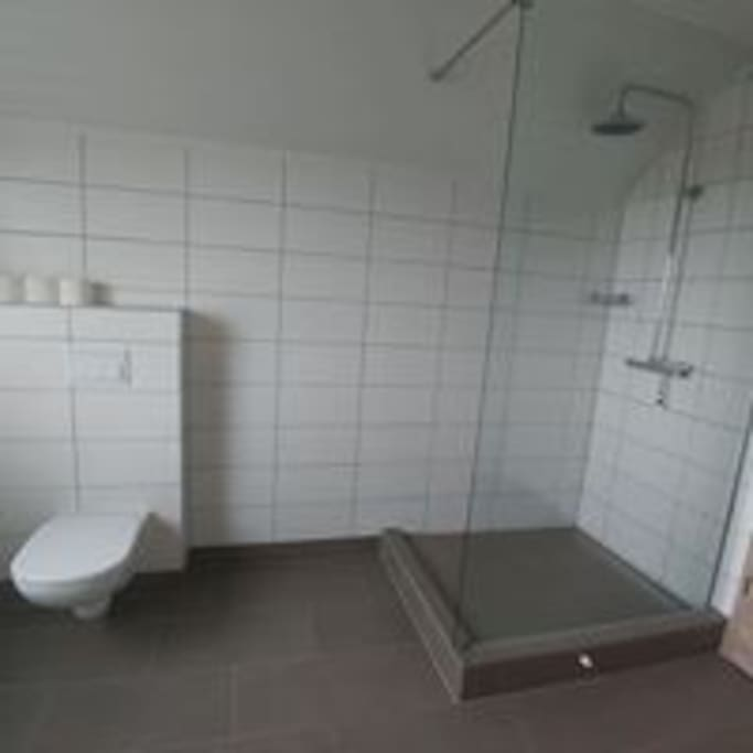 Bathroom on 2. floor