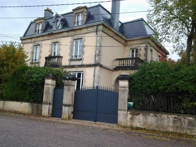 la villa des lilas - Gerbéviller