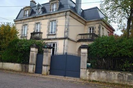 la villa des lilas - Gerbéviller - Konukevi