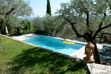 Pretty villa with private pool - Claviers - Casa