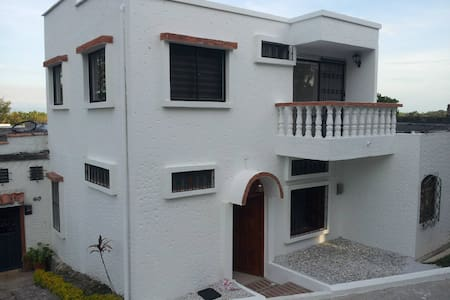 Casa en Aldea Doradal - Doradal - กระท่อม