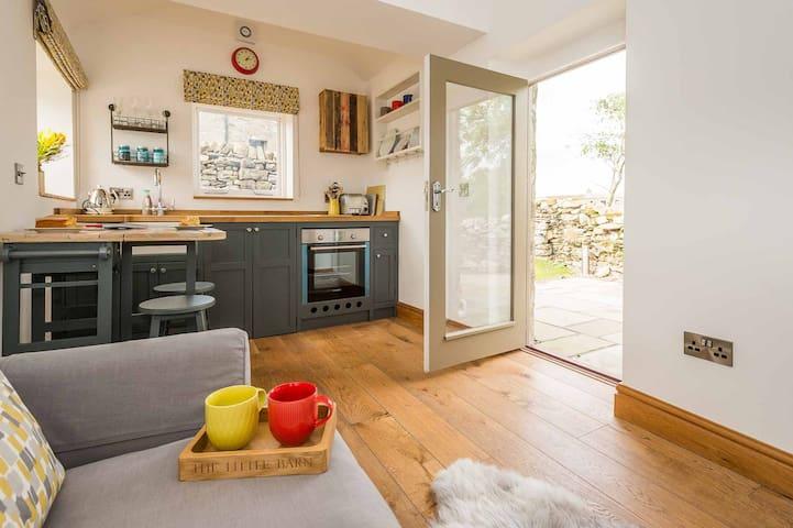 The Little Barn - Richmond - Huis