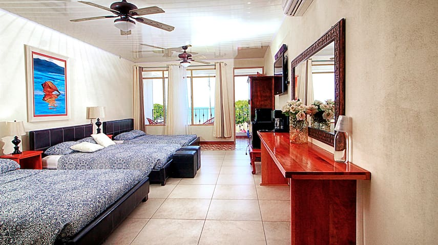 Suite Deluxe com Vista Oceano