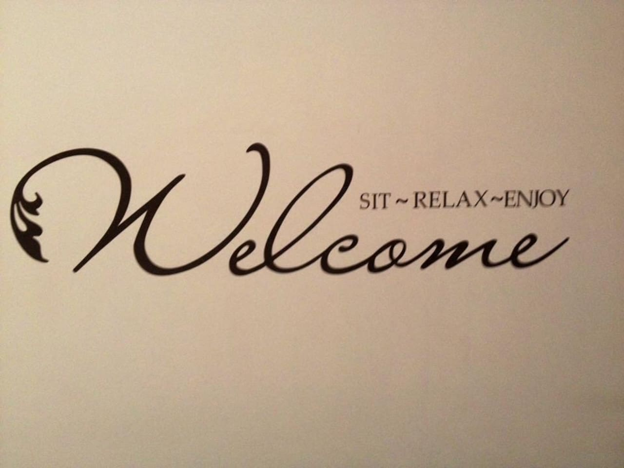 We welcome you!!!