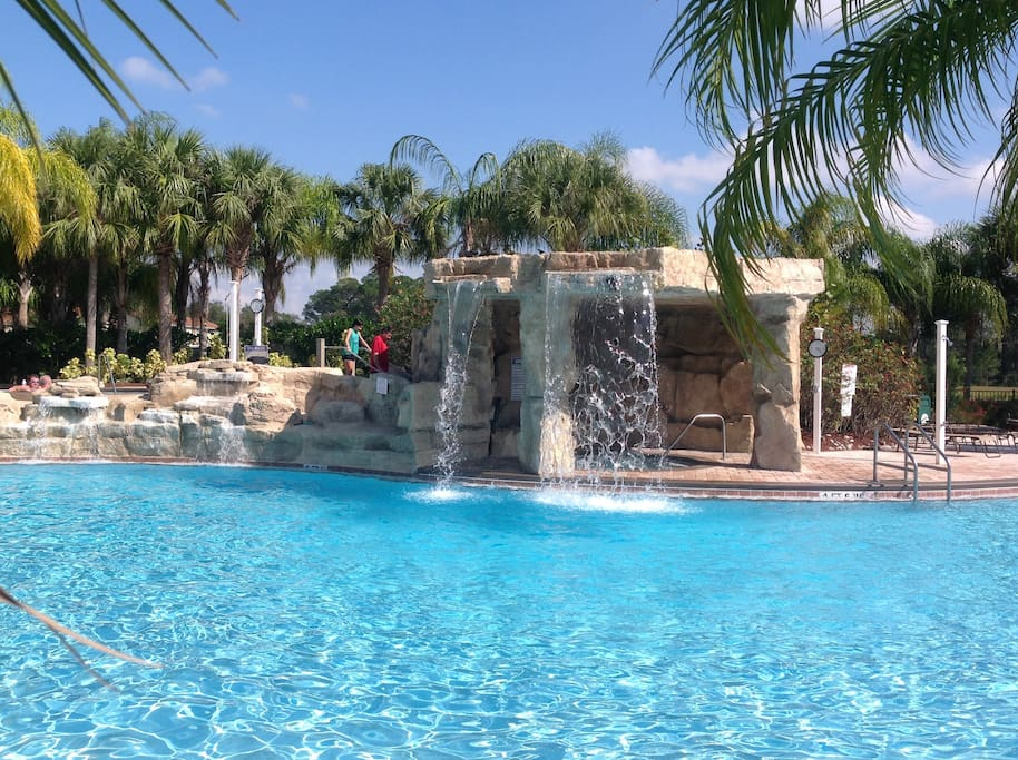 5bd 5ba Pool Home Top 5 Paradise Palms What U Want Vacation Homes For Rent In Kissimmee