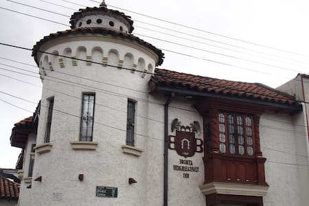 Bogota Bed and Breakfast Inn - Bogotá - Bed & Breakfast